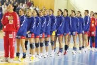 Naţionala feminină  de handbal pleacă luni la Cupa Mondială
